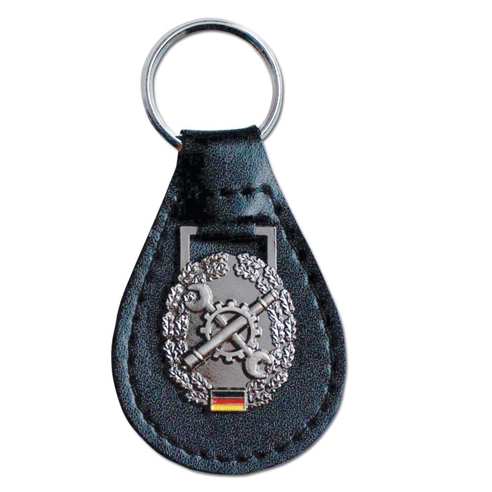 Porte-clés avec Insigne de Béret Instandsetzung