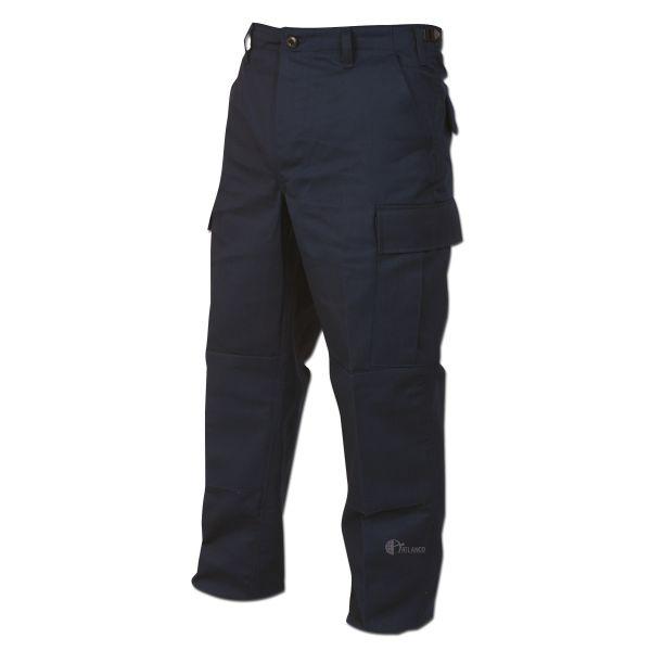 Pantalon treillis BDU Tru-Spec bleu C/P